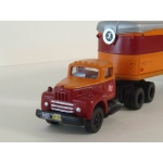MILW Milwaukee Motor Transport Corp MMTC Tractor and Trailer H/N