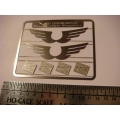 Milw DL-109 Nose Wings & CMST&P Heralds (HO Only)