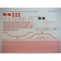 MILW Diesel E & F Units - 1955 UP Scheme